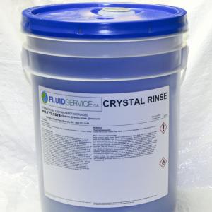 Premium Machine Rinse additive